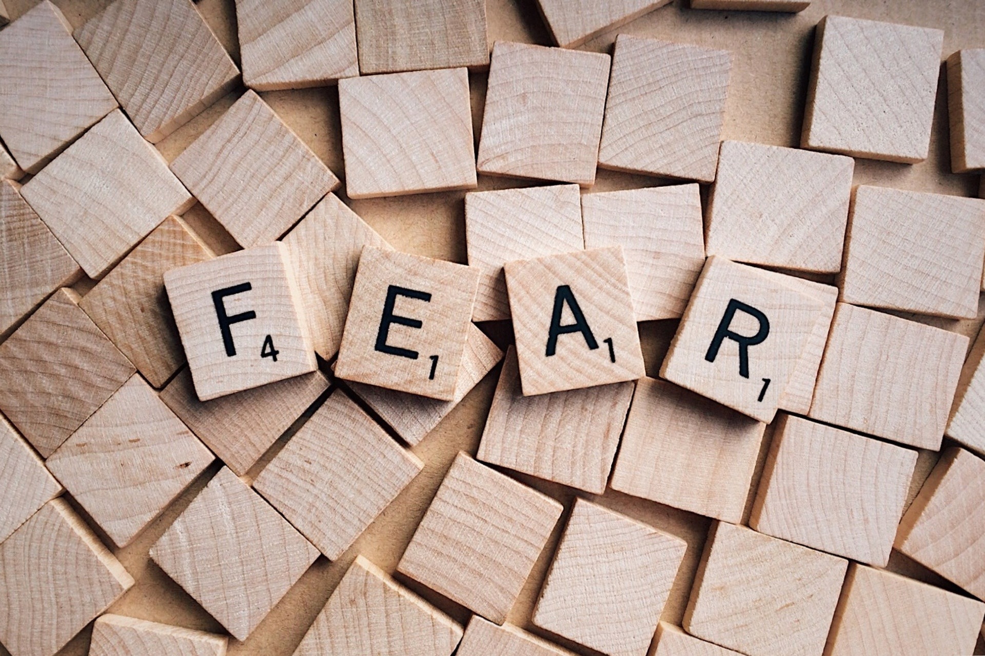 Fear and missing in action - business